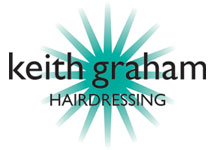 Logo for Keith Graham Hairdressing